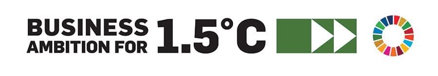温室効果ガス排出量実質ゼロを目指す「Business Ambition for 1.5℃」および「Race to Zero」への署名・参画について
