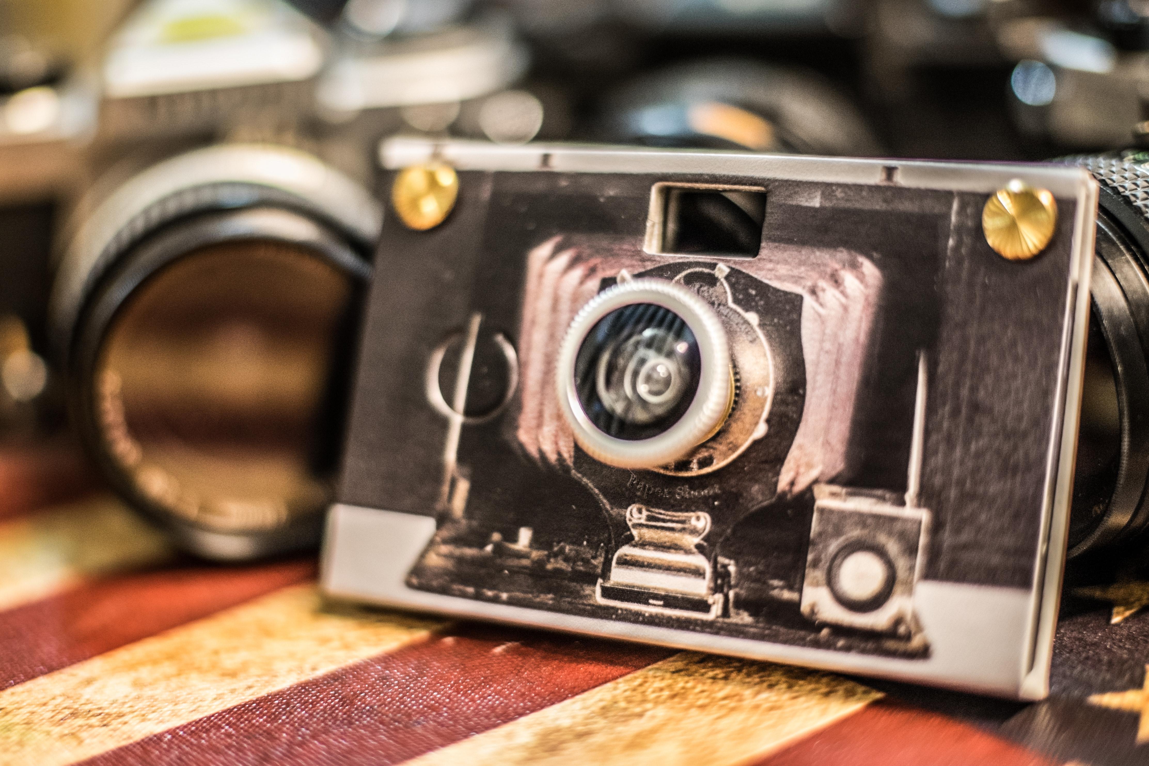 お好みで着せ替えできるトイカメラ「Paper Shoot」が神奈川エリア初登場!1月27日(水)から横浜高島屋にて期間限定POP UP SHOPを開催!