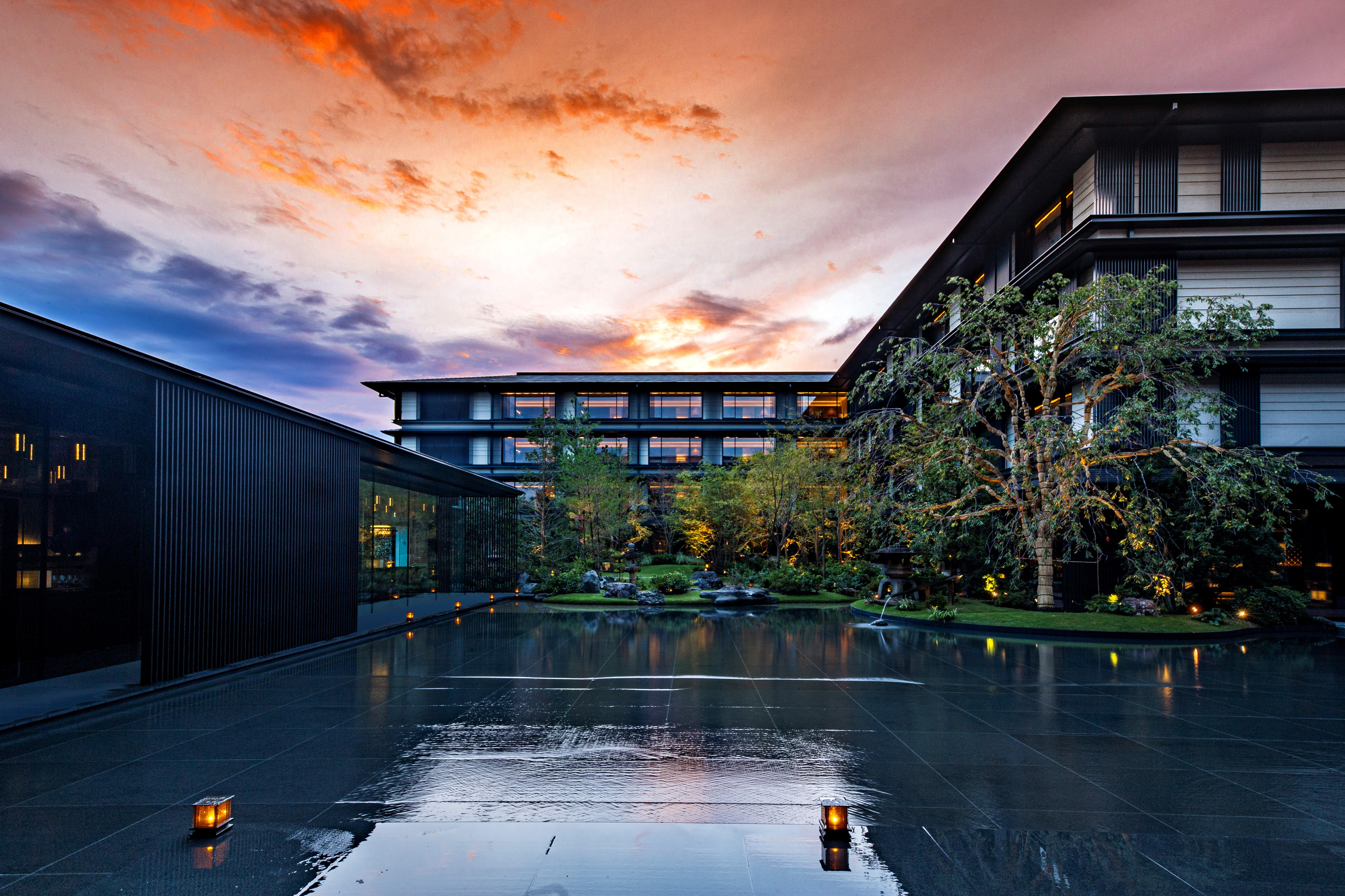 「HOTEL THE MITSUI KYOTO」2021年度グッドデザイン賞受賞