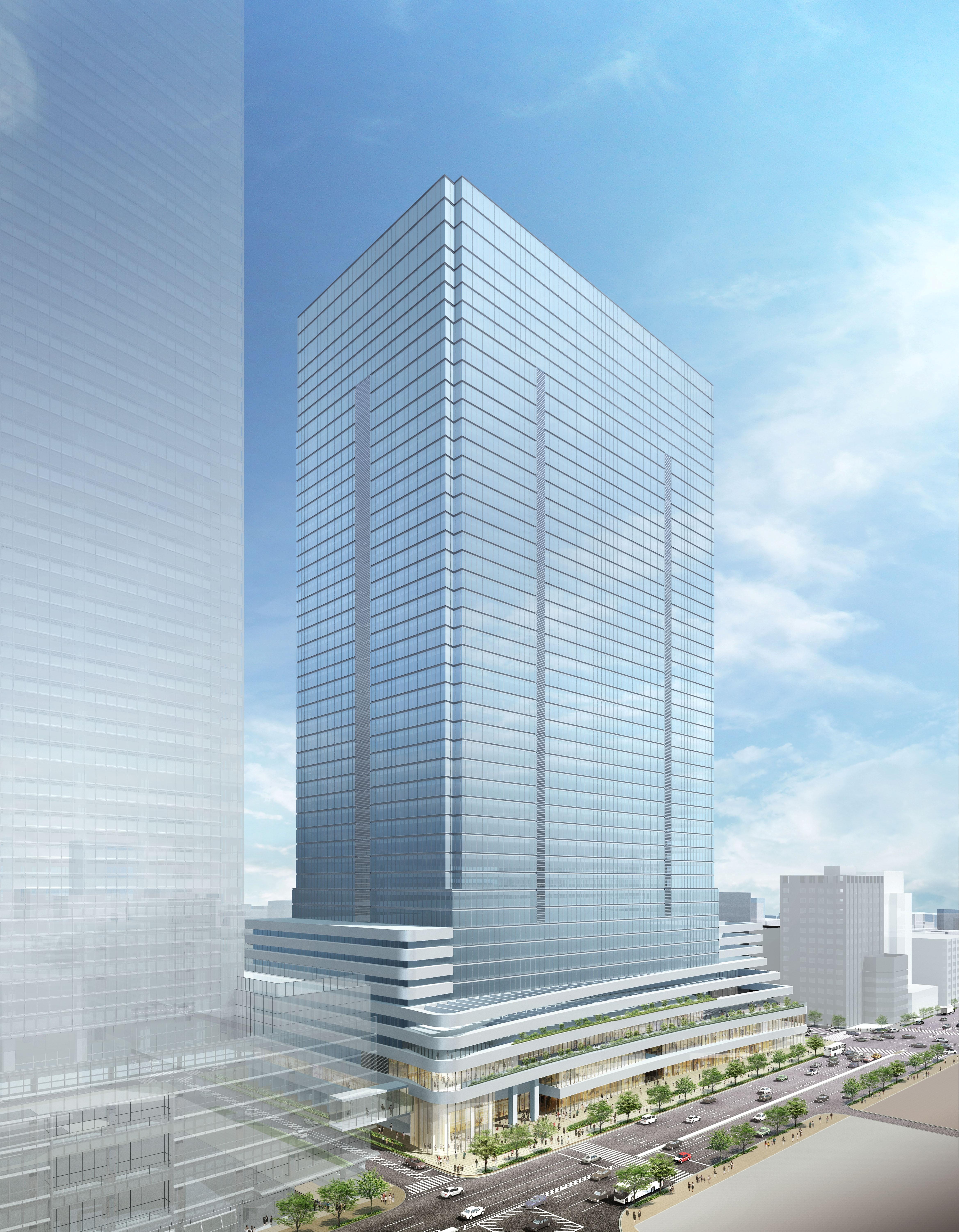 「八重洲二丁目中地区第一種市街地再開発事業」市街地再開発組合設立のお知らせ
