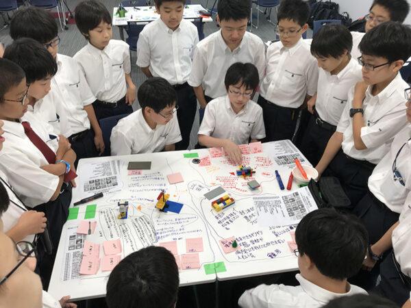 聖学院中高が今年もレゴキング選手権を7/17(土)に開催。 レゴを活用した教育で、思考力・創造力・表現力を育む。