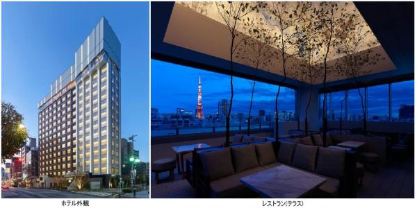 ホテル 六本木 ガーデン 三井