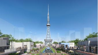 公園と店舗が一体となった日本最大級のPark-PFI事業「Hisaya-odori Park」が2020年秋誕生